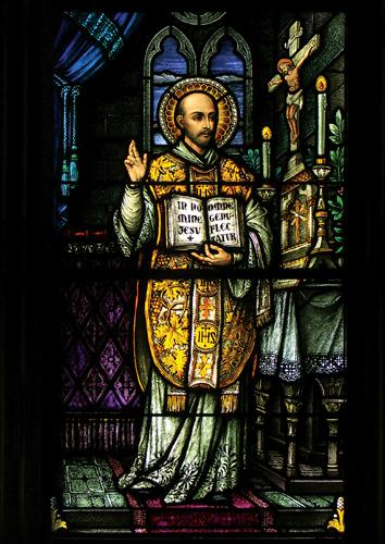 St. Ignatius Loyola, Founder of the Society of Jesus