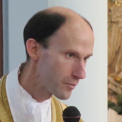 Fr. Bernard Welp, CMRI