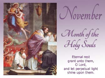 November: Month of the Holy Souls