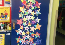 P1 & P2 Christmas Tree Star