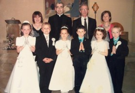 2007/08 First Communicants