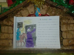 The First Christmas, by P3 & P4