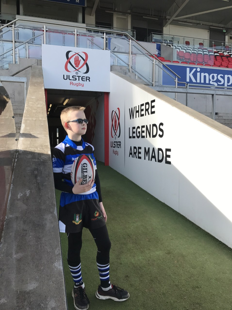 2016/17, Ulster Rugby