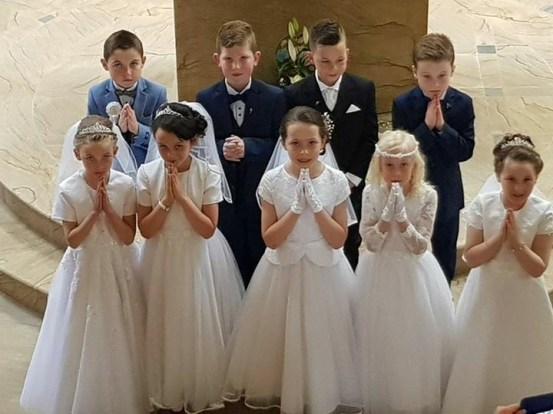 2016/17, First Communicants
