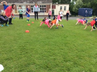 2016/17, Sports Day