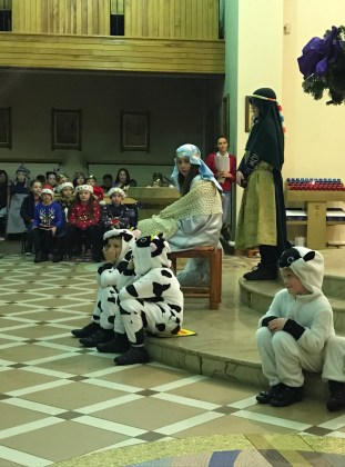 2017/18, Christmas Nativity