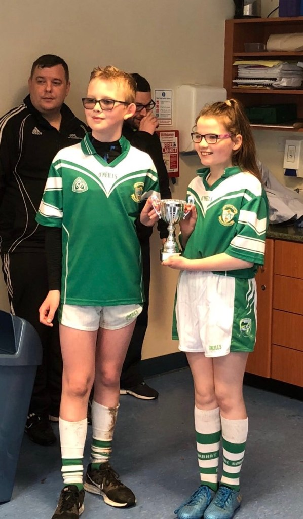 ? Winners of the Transition Cup 2018