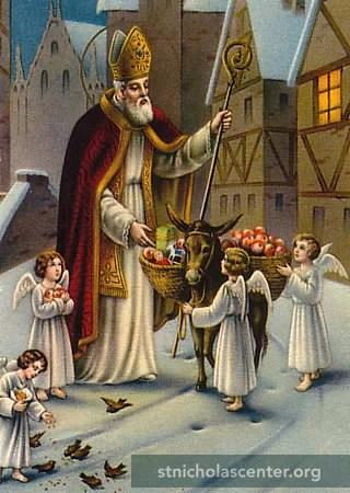 St Nicholas Center A St Nicholas Story