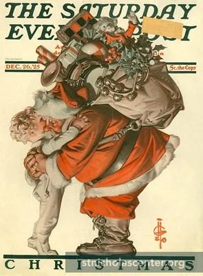 Who Gave Santa Claus Obesity ConscienHealth