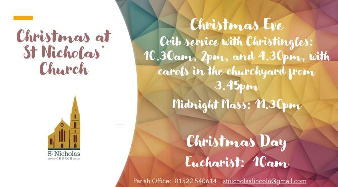Christmas at St Nicholas Church