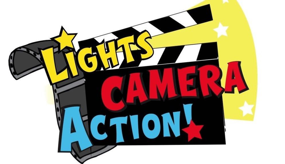 Image result for lights camera action