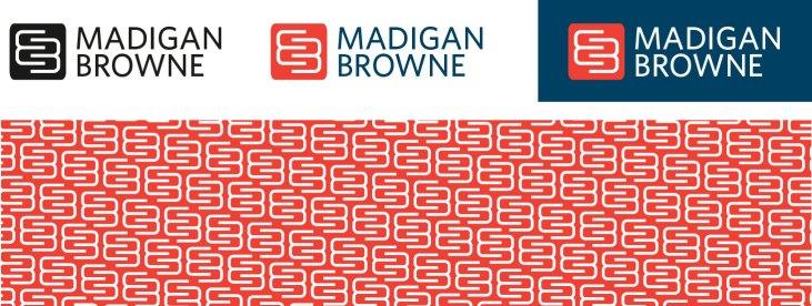 Graphic design for Madigan Browne