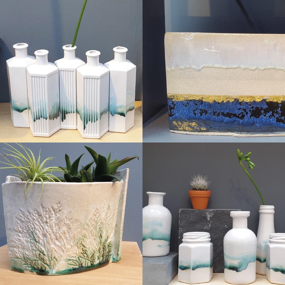 Ceramics at Open House