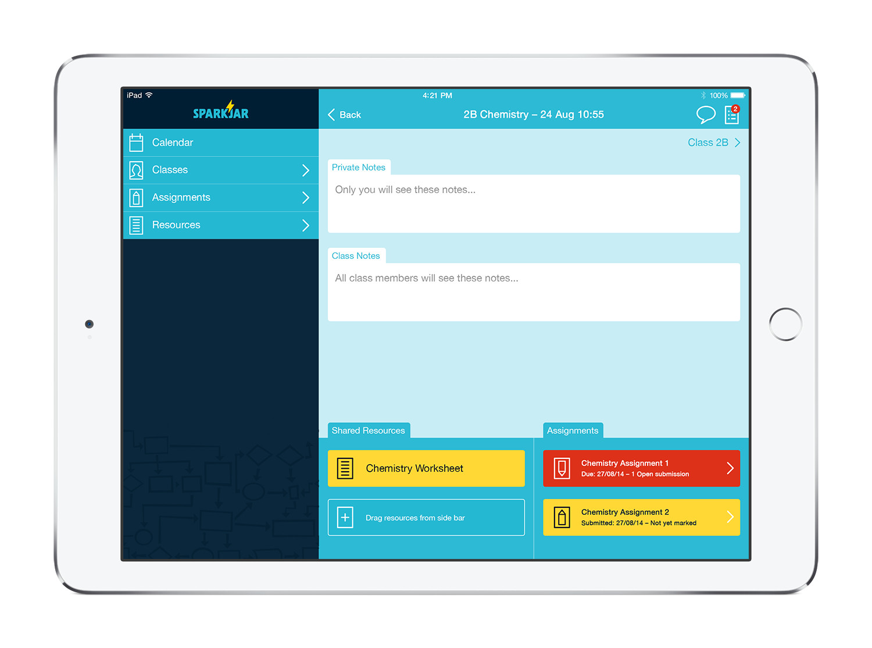 Spark Jar app design