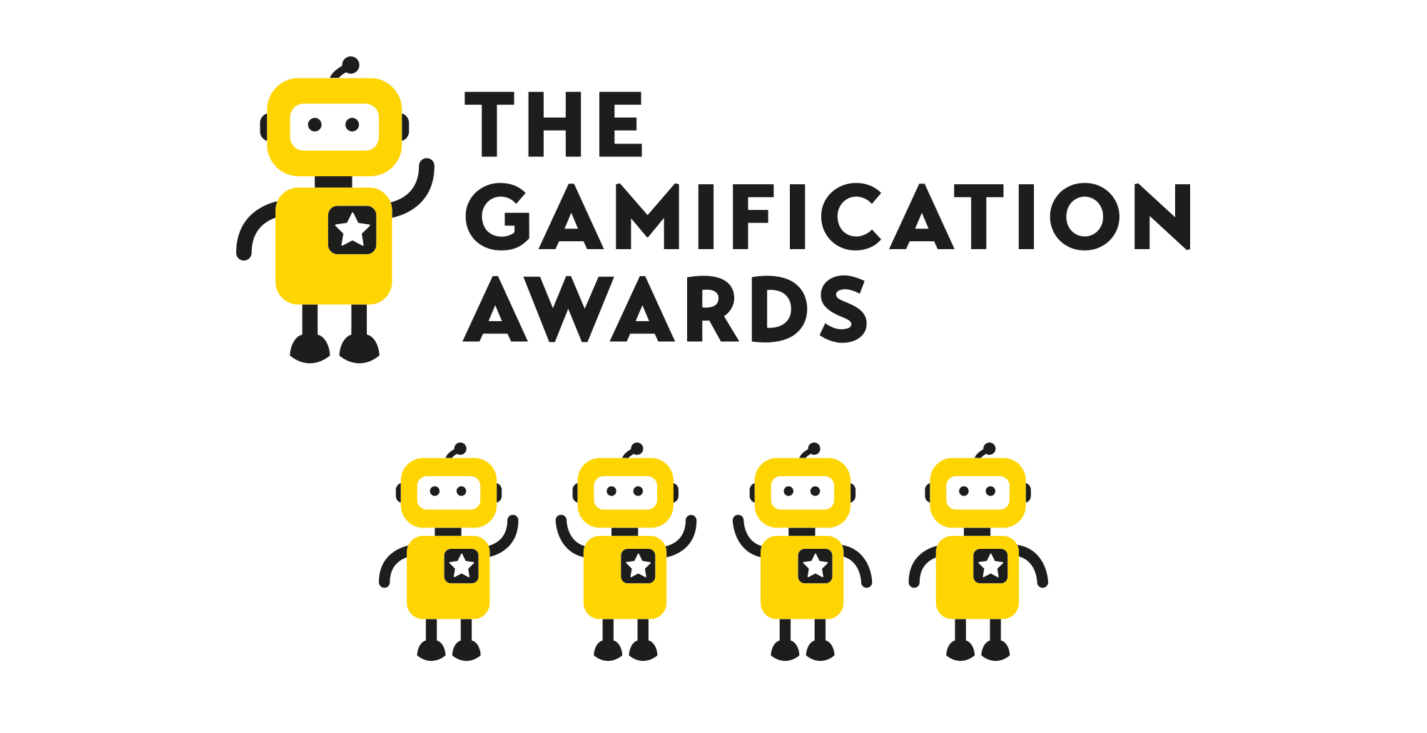 Gamification logo design