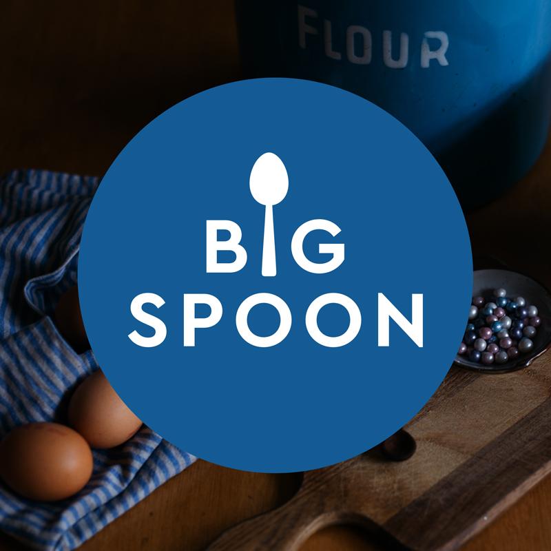 Big Spoon logo design
