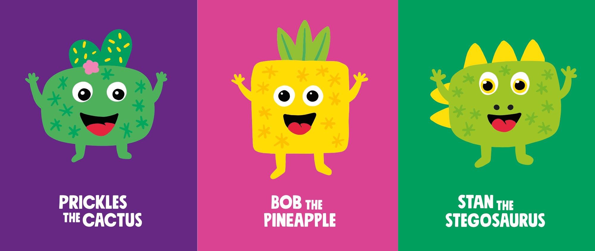 Big Spoon logo design and website design