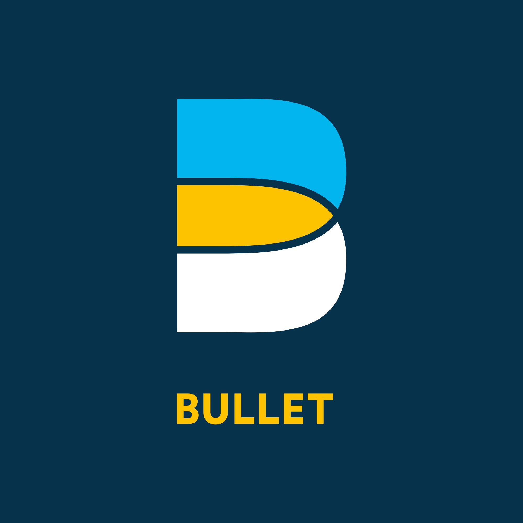 Logo design for Bullet