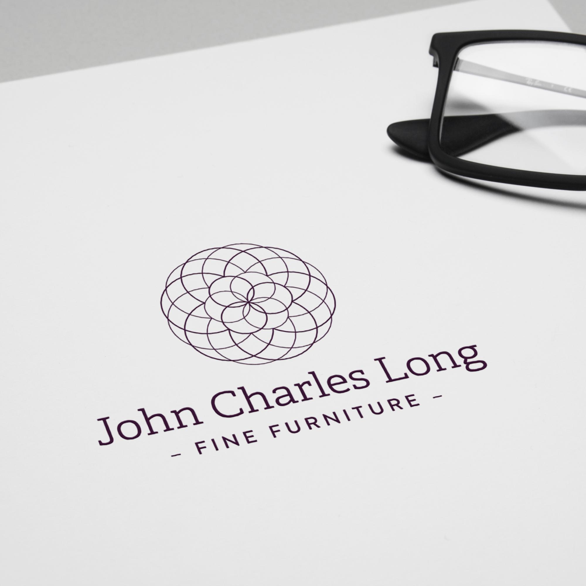 Logo design for John Charles Long