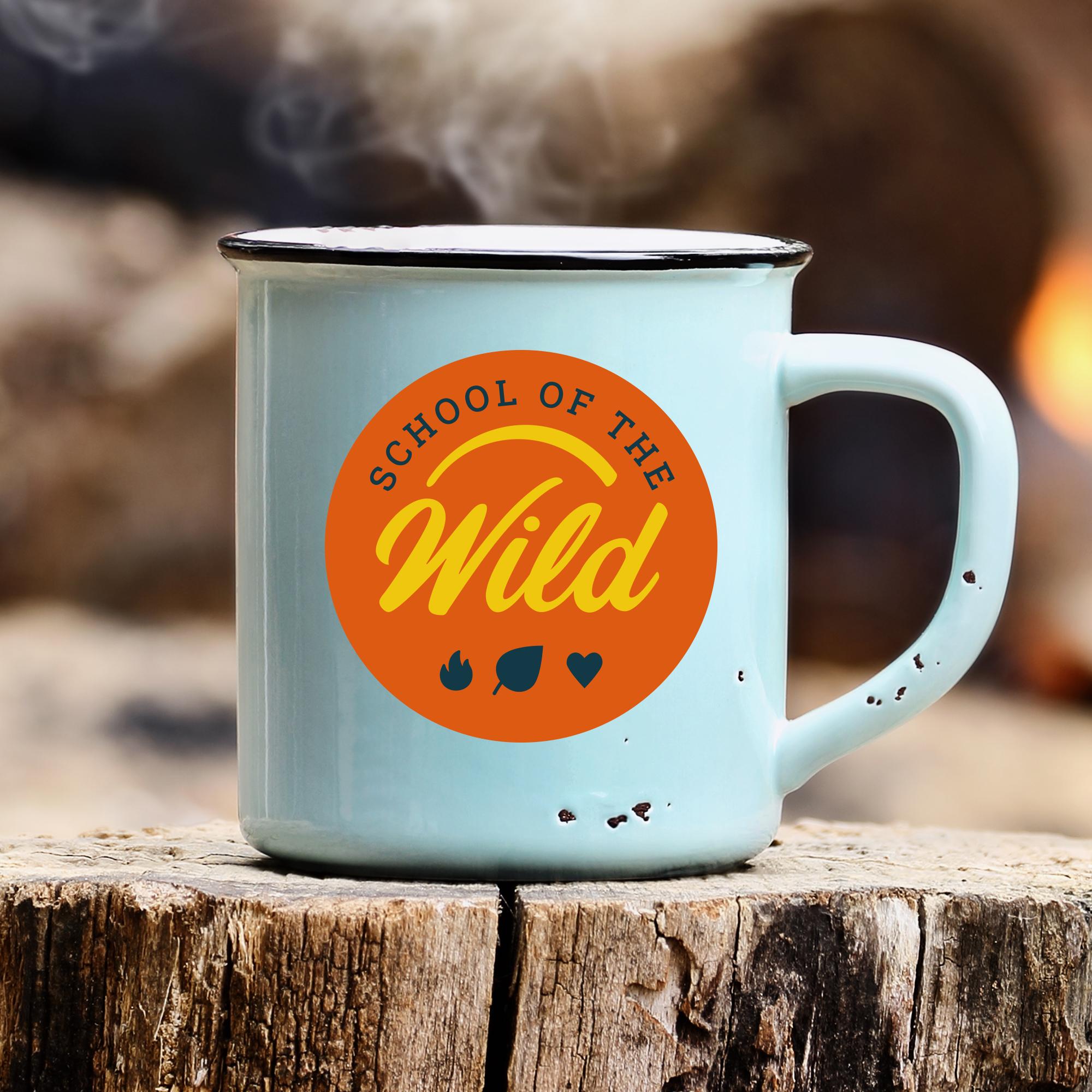 Logo design for School of the Wild