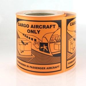 cargo labels