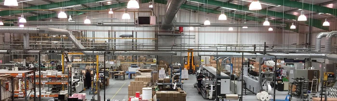 Hibiscus plc factory