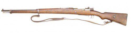 fusil Mauser 1893