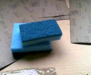lijas adecuadas para restaurar culata
