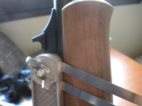 pintar puntal imitación rifle