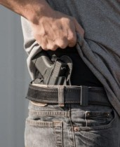 desenfunde pistola