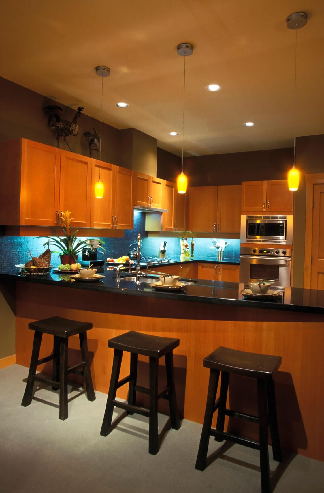 Kitchen Led Lighting Recessed