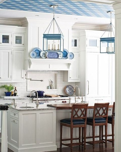 Kitchen Lighthouse Decor