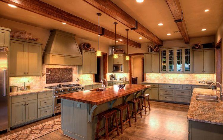 6 Gorgeous Backsplash Ideas For Gray Kitchen Cabinets