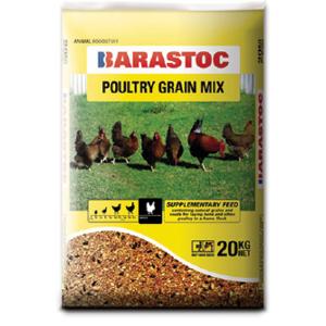 Barastoc Poultry Grain Mix - 20kg