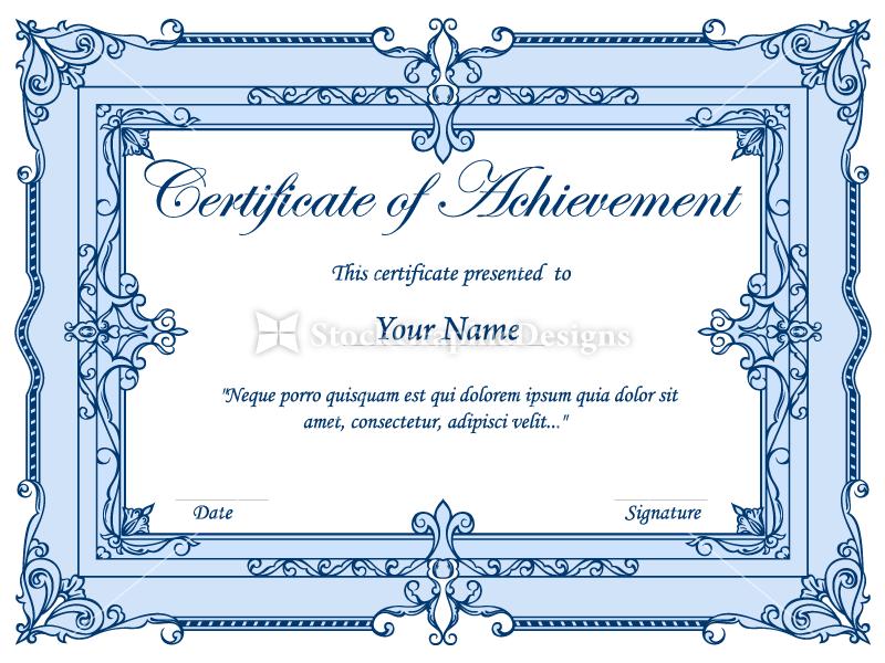 certificate border design selo l ink co