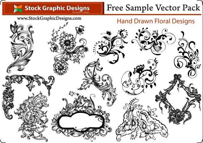 Download Free Sample Pack Download | Vector | PS Brushes | T-Shirt ...