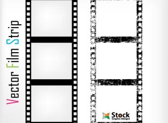 free-film-strip-vector-art