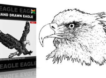 vector_and_brush_eagle_vol_1