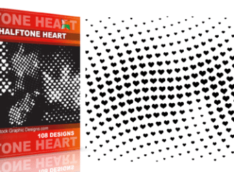 vector_and_brush_halftone_heart
