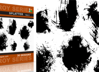 vector_and_brush_splatter_vol_3