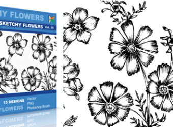 vector_sketchy_flowers_10_