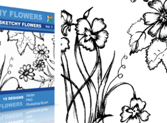 vector_sketchy_flowers_3_