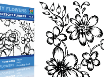 vector_sketchy_flowers_8_