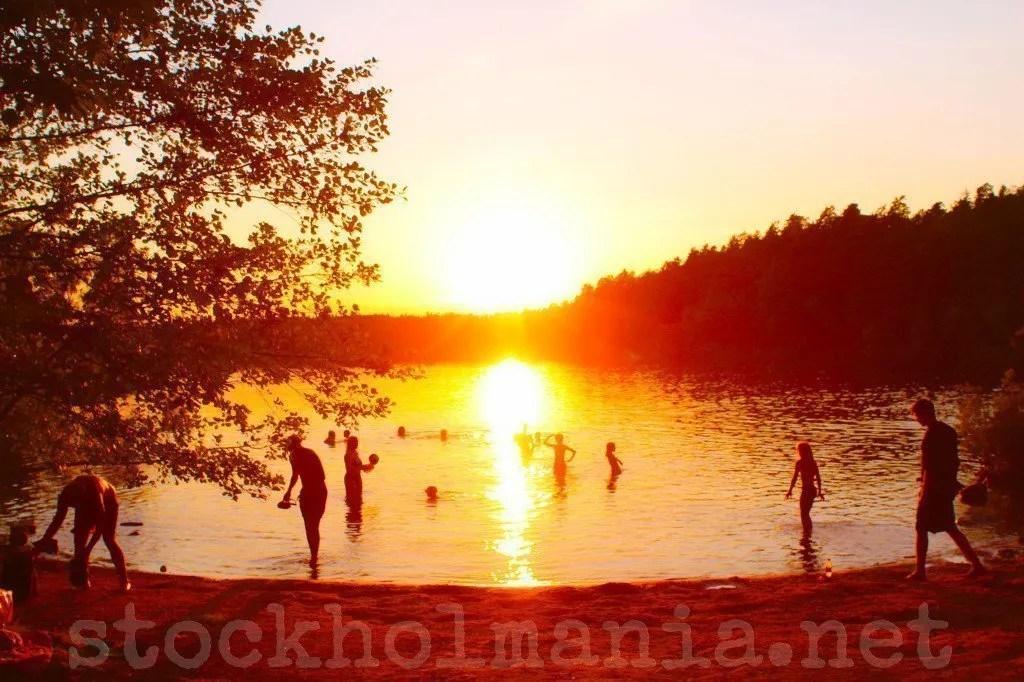 Ondata di caldo in Svezia 1