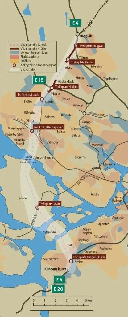 """""""Passaggio Stoccolma"""": tra progetti e polemiche 1"""