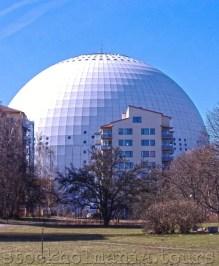 Globen di Stoccolma - Eurovision Song Contest 2016