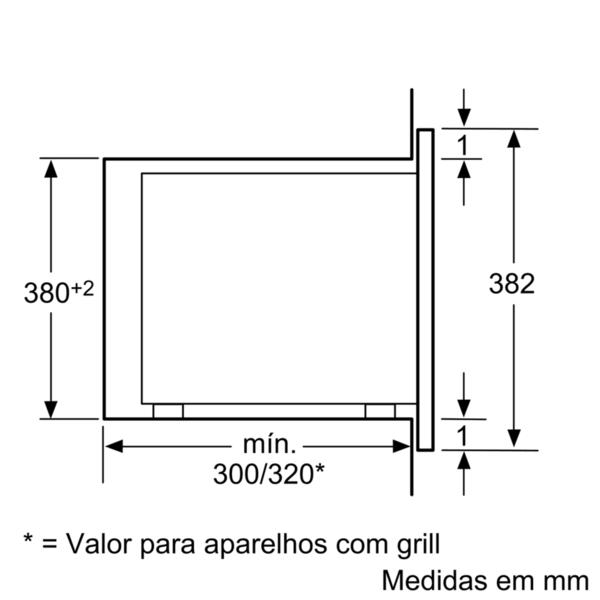 MICRO ONDAS BALAY 3CP5002N0 3