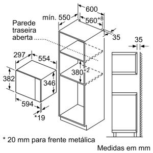 MICRO ONDAS BALAY 3CP5002B0