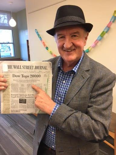 Craig Huey Mark Skousen Dow Jones 20,000