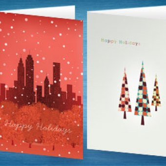 holiday greeting card designs - Create Your Own Christmas Card